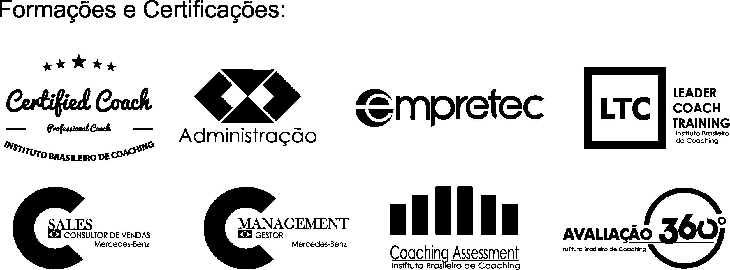 formações